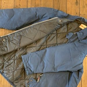 Work King Duck Diamond-Quilted Jacket